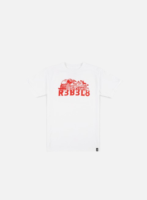 Short Sleeve T-shirts Rebel 8 Sacrifice T-shirt