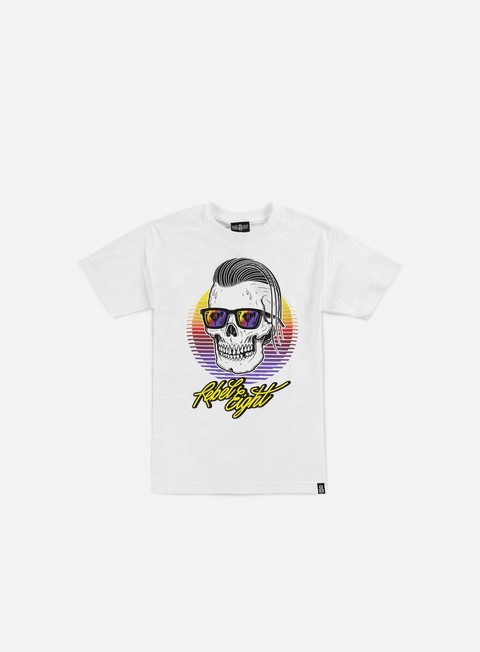 t shirt rebel 8 sleeze t shirt white