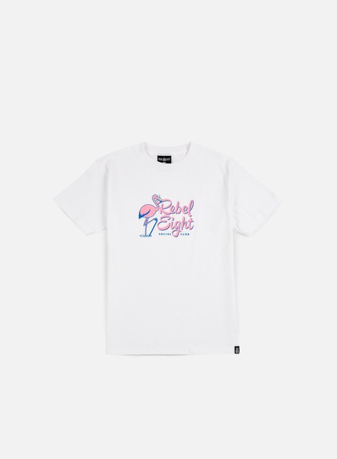 t shirt rebel 8 social club t shirt white
