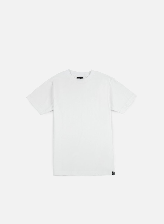 Rebel 8 - Standard Issue Basic T-shirt, White