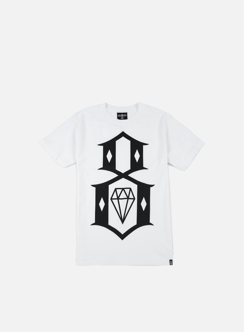 t shirt rebel 8 standard issue logo t shirt white