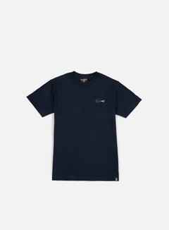 Rebel 8 - Water Hazard T-shirt, Navy 1