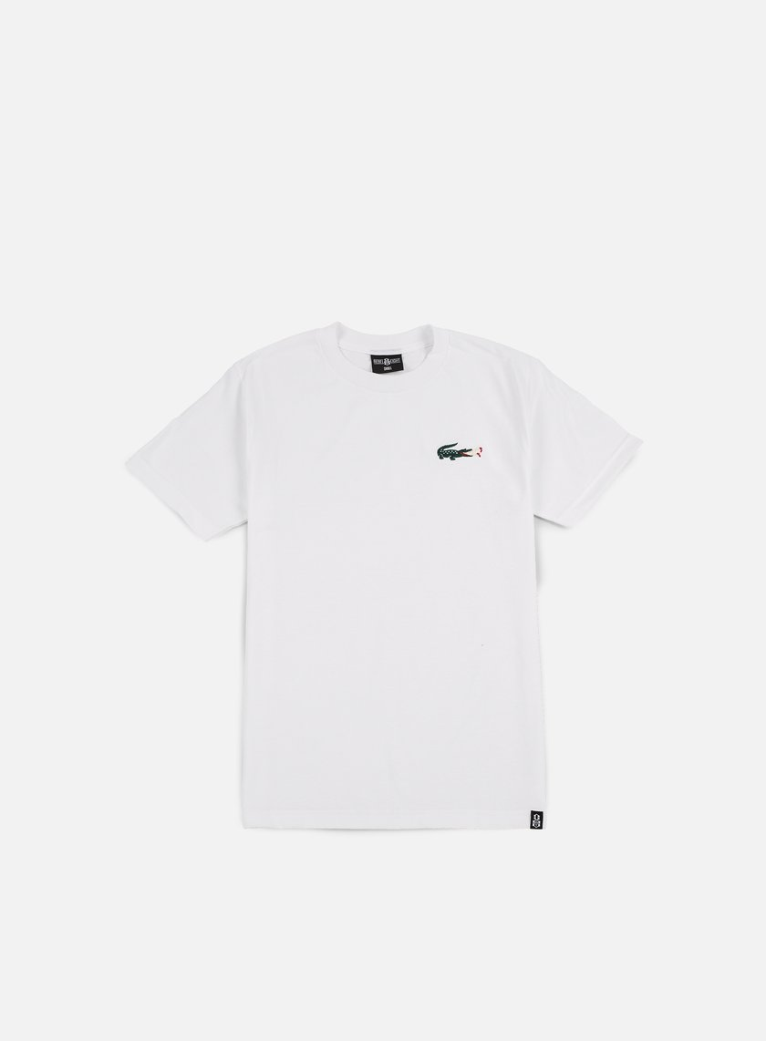 Rebel 8 - Water Hazard T-shirt, White