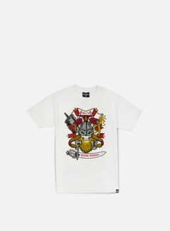 Rebel 8 - Weekday Warriors T-shirt, White 1
