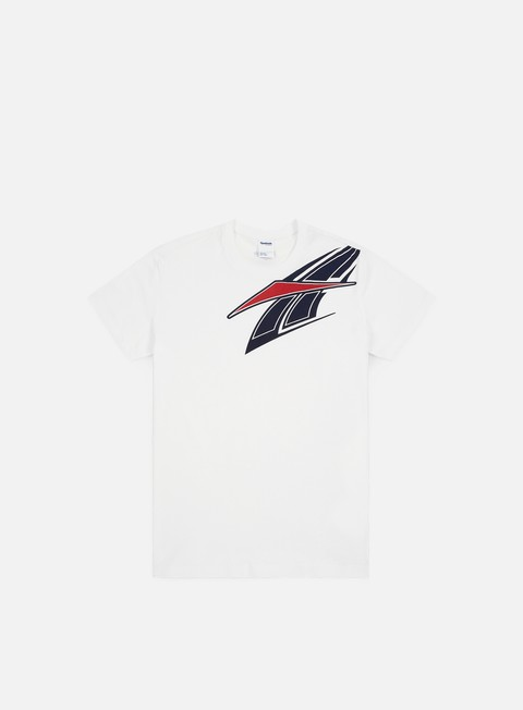 Outlet e Saldi T-shirt a Manica Corta Reebok B-Ball Vector T- shirt