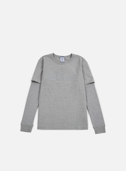 Sale Outlet Long Sleeve T-shirts Reebok Beams Layered LS T-shirt