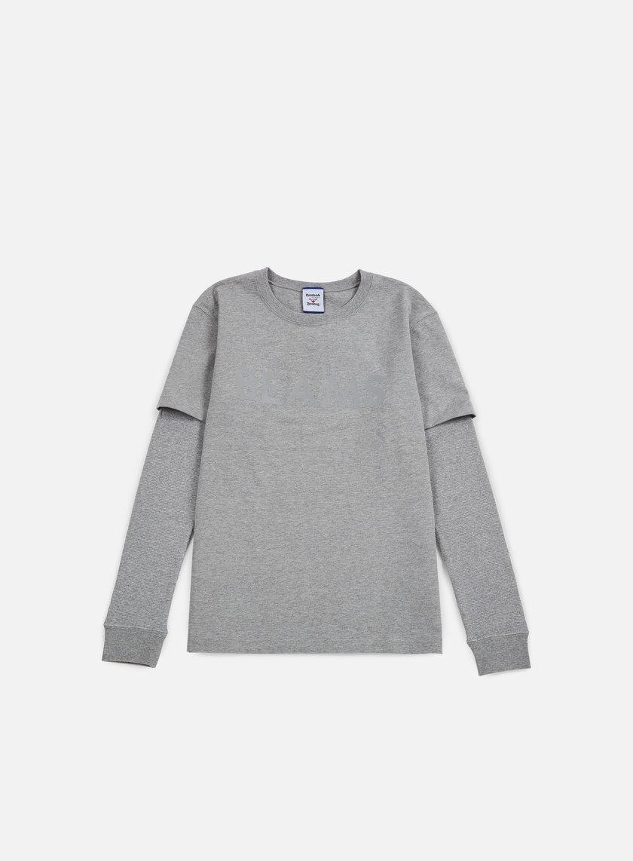 Reebok Beams Layered LS T-shirt