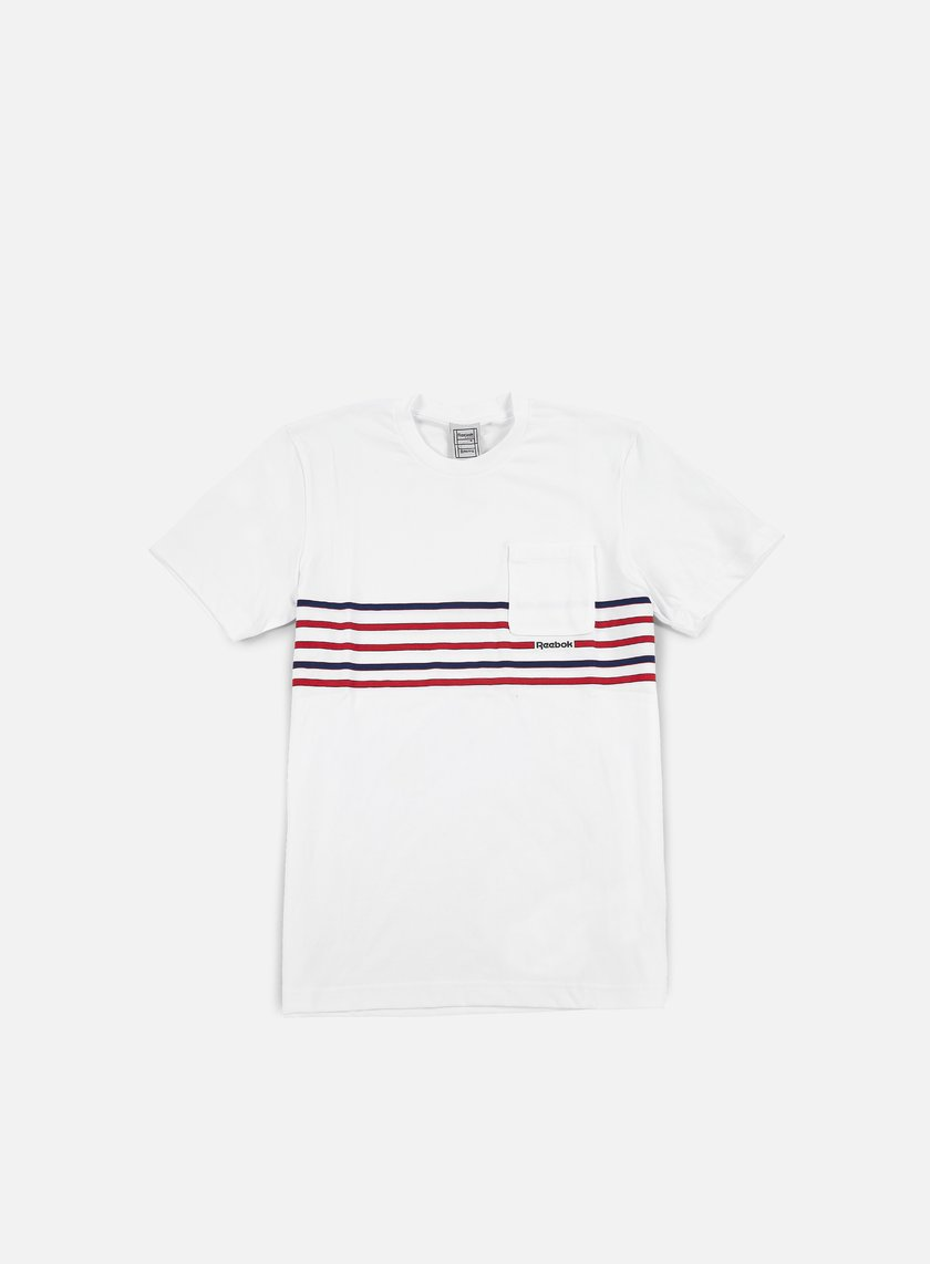 Reebok - Beams Pocket T-shirt, White