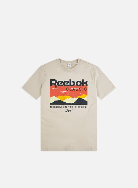 T-shirt a Manica Corta Reebok Classic Trail Graphic T-shirt