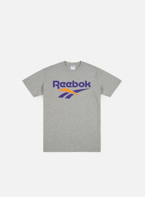 Outlet e Saldi T-shirt a Manica Corta Reebok Classic Vector T-shirt