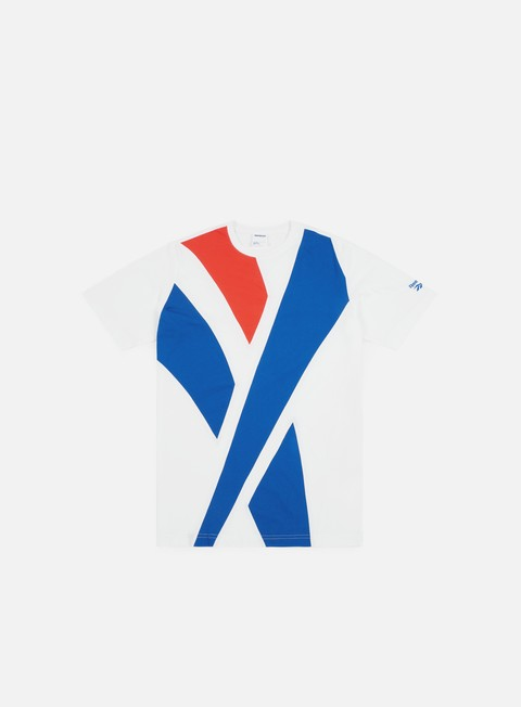 t shirt reebok vector t shirt white vital blue
