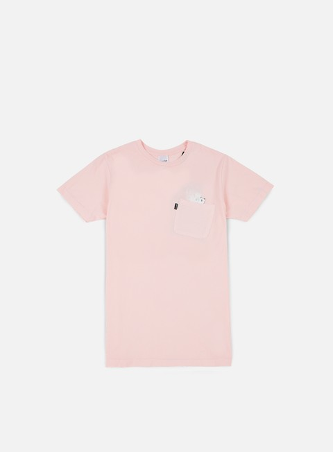 t shirt rip n dip a nermal splash pocket t shirt light pink