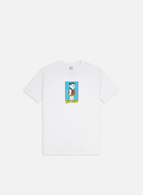Short Sleeve T-shirts Rip N Dip Bedrock T-shirt