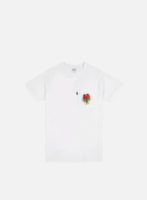 t shirt rip n dip bouquet pocket t shirt white