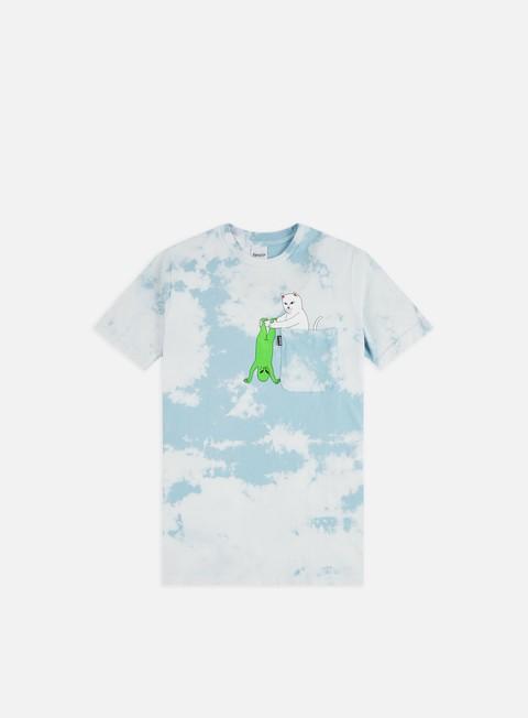 Short Sleeve T-shirts Rip N Dip Break Yo Self Pocket T-shirt