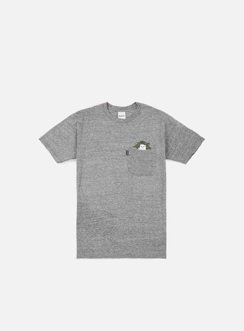 Outlet e Saldi T-shirt a Manica Corta Rip N Dip Cat Nip Pocket T-shirt