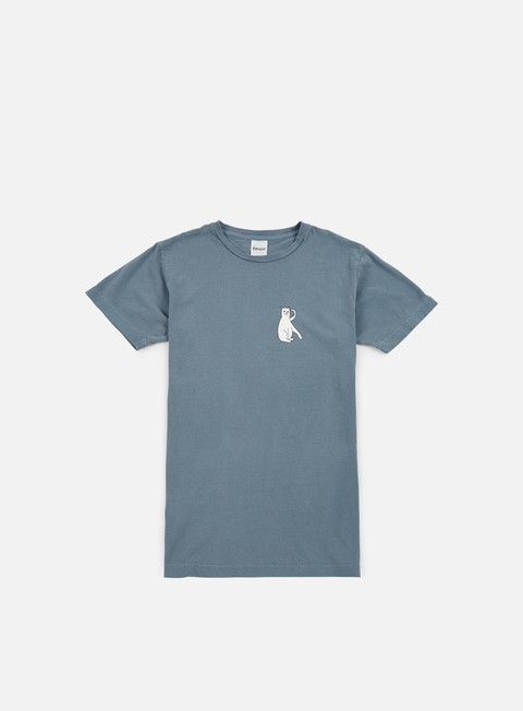 T-shirt a Manica Corta Rip N Dip Cats T-shirt