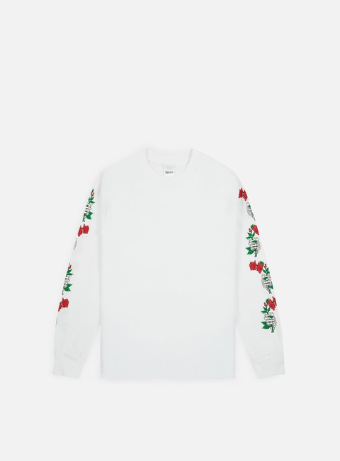 Long Sleeve T-shirts Rip N Dip Dead Rose LS T-shirt