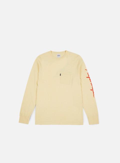 Sale Outlet Pocket T-shirts Rip N Dip Dead Rose Pocket LS T-shirt