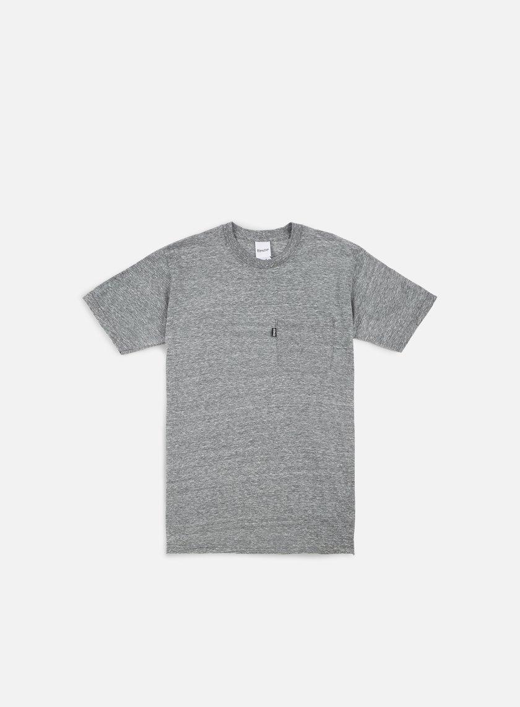 Rip N Dip - Eat Me Pocket T-shirt, Heather Grey