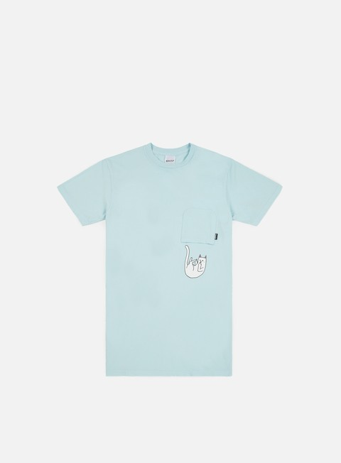 t shirt rip n dip falling for nermal pocket t shirt baby blue