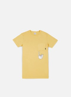 Rip N Dip - Falling For Nermal Pocket T-shirt, Banana 1