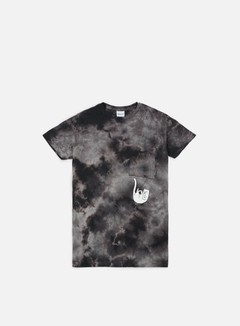Rip N Dip - Falling For Nermal Pocket T-shirt, Black Wash