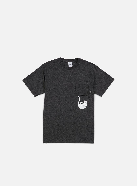 Rip N Dip Falling For Nermal Pocket T-shirt