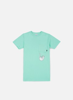 Rip N Dip - Falling For Nermal Pocket T-shirt, Mint