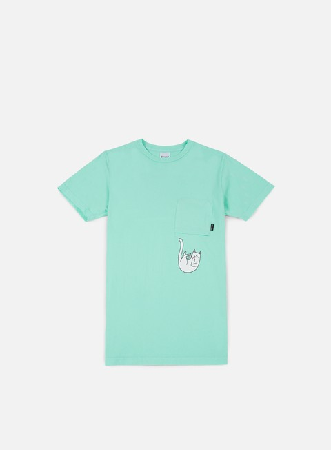 t shirt rip n dip falling for nermal pocket t shirt mint