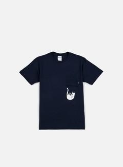 Rip N Dip - Falling For Nermal Pocket T-shirt, Navy Heather 1