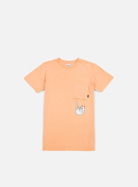 t shirt rip n dip falling for nermal pocket t shirt peach