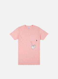 Rip N Dip - Falling For Nermal Pocket T-shirt, Pink