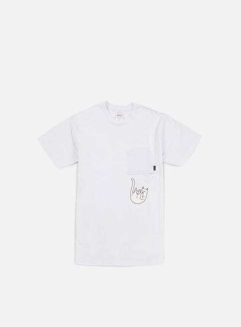 t shirt rip n dip falling for nermal pocket t shirt white