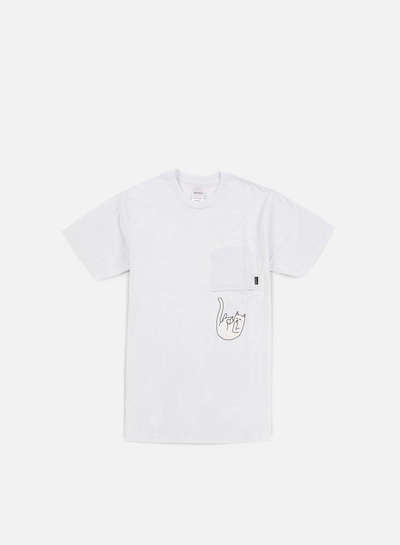 Rip N Dip - Falling For Nermal T-shirt, White