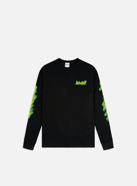 Long Sleeve T-shirts Rip N Dip Feud LS T-shirt