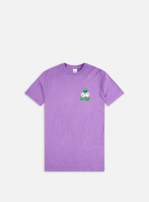 Short sleeve T-shirts Rip N Dip Firewire T-shirt