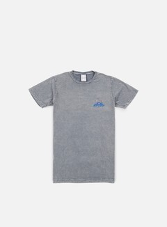 Rip N Dip - Flamingo Vacation T-shirt, Washed Grey 1