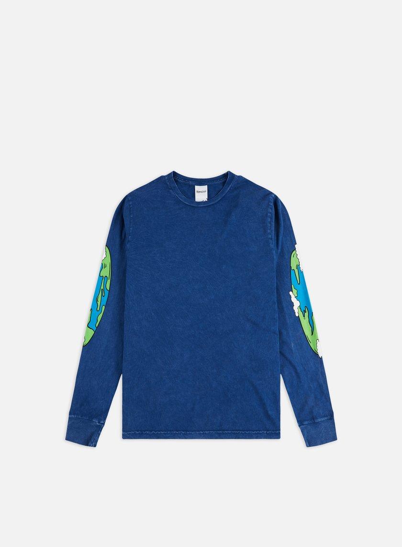 Rip N Dip Flat LS T-shirt