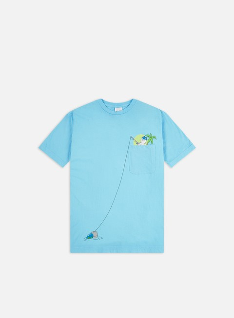 T-shirt Pocket Rip N Dip Foreign Fish Pocket T-shirt