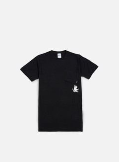 Rip N Dip - Hang In There Nermal Pocket T-shirt, Black