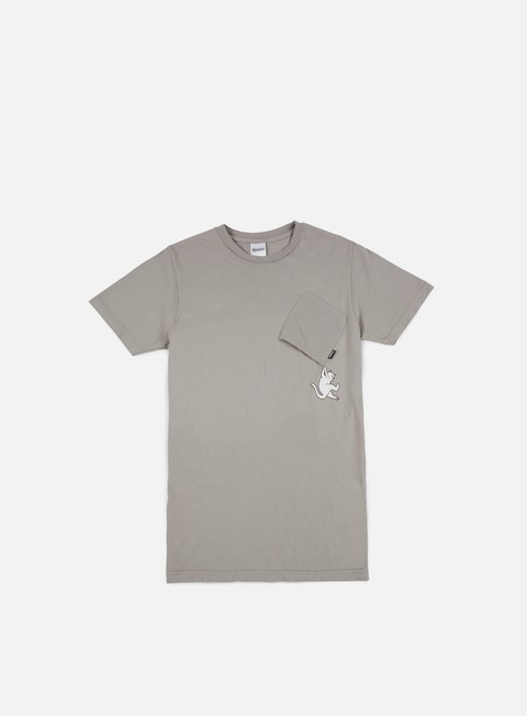 Outlet e Saldi T-shirt a Manica Corta Rip N Dip Hang In There Pocket T-shirt