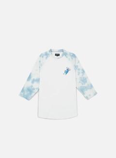 Rip N Dip - Heaven And Hell Raglan Sleeves T-shirt, White/Tie Dye 1