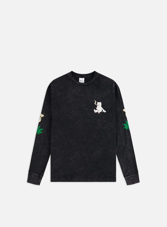 Rip N Dip Herb Eater LS T-shirt