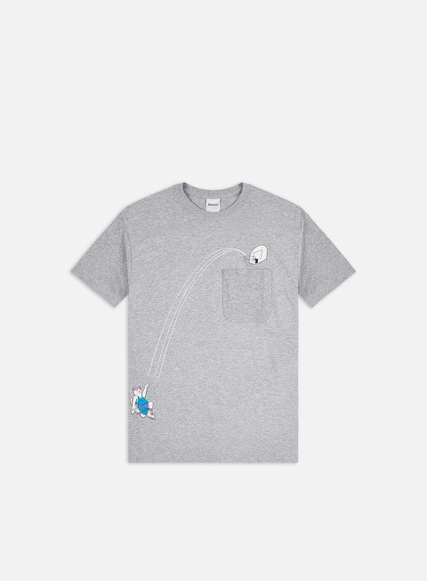 Rip N Dip Hoops Pocket T-shirt