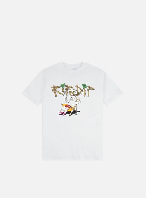 Outlet e Saldi T-shirt a Manica Corta Rip N Dip Island Nerm T-shirt