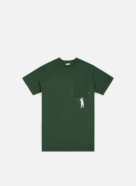 t shirt rip n dip jungle nerm pocket t shirt hunter green