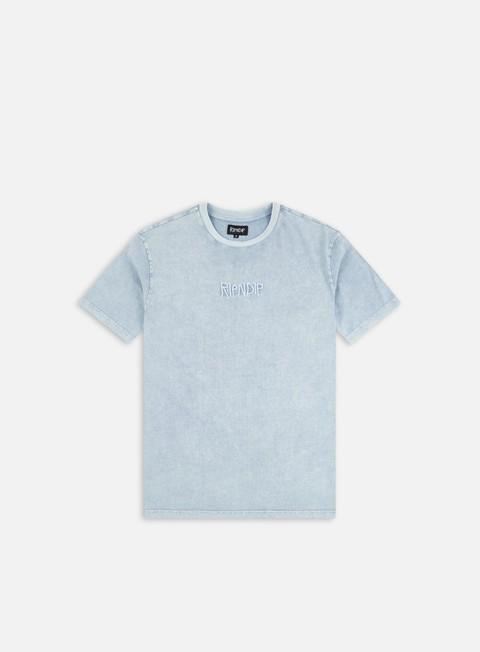 Short sleeve T-shirts Rip N Dip La Brea Embroidered T-shirt