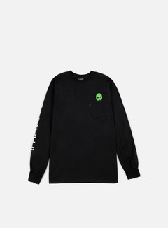 Rip N Dip - Lord Alien LS T-shirt, Black 1