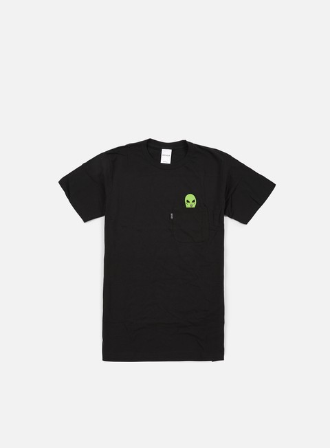 t shirt rip n dip lord alien pocket t shirt black
